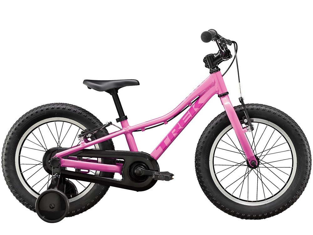 Bicicleta Trek Precaliber 16 para meninas