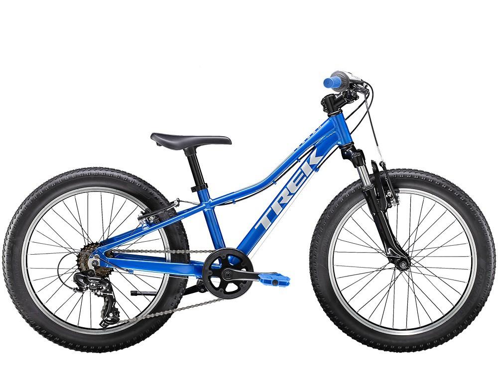 Bicicleta Trek Precaliber 20 com 7 velocidades para meninos