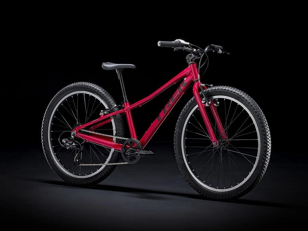 Bicicleta Trek Precaliber 24 com 8 velocidades para meninas