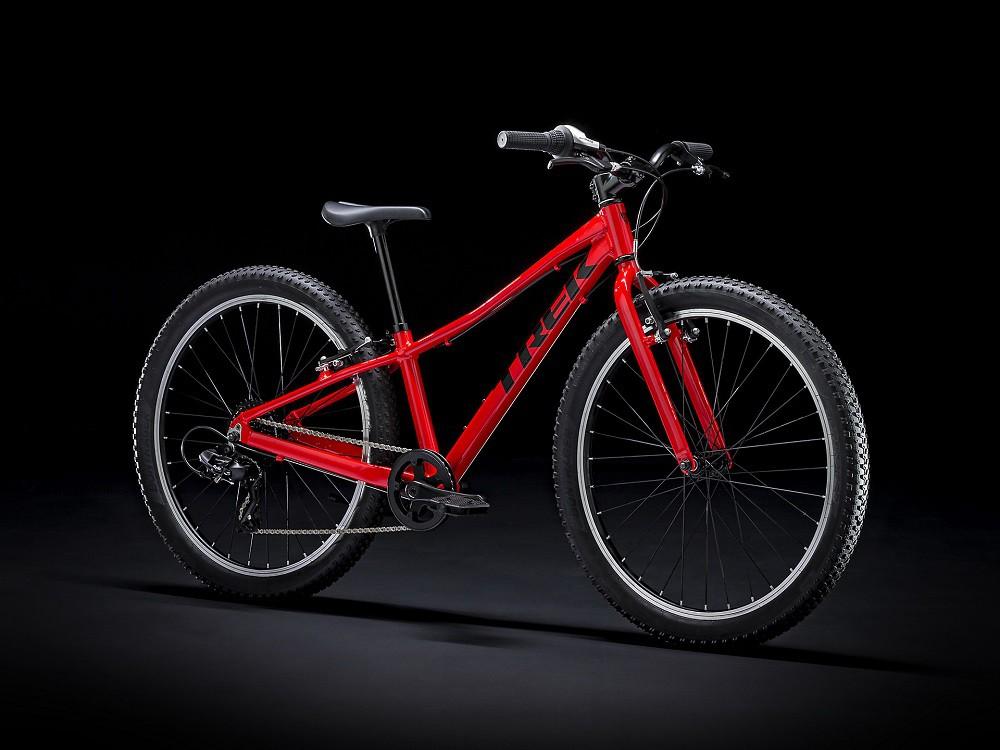 Bicicleta Trek Precaliber 24 com 8 velocidades para meninos