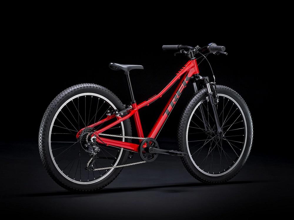 Bicicleta Trek Precaliber 24 de 8 velocidades e com suspensão