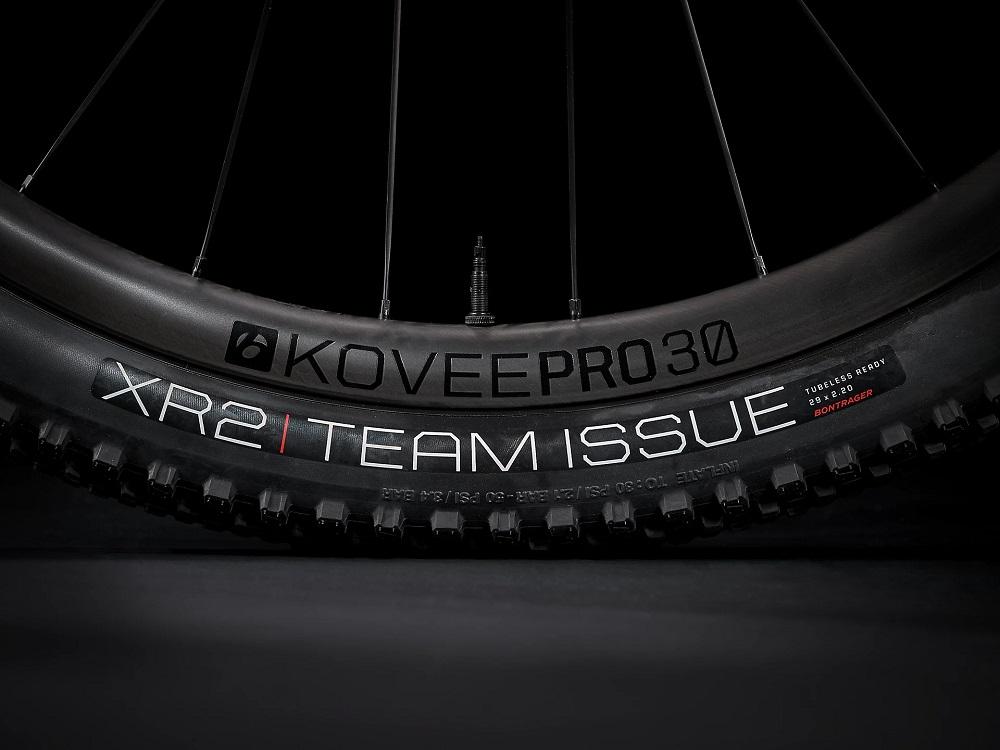 Bicicleta Trek SuperCaliber 9.8 GX (modelo 2022)