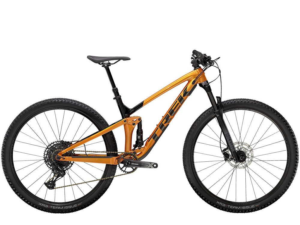Bicicleta Trek Top Fuel 7 SX