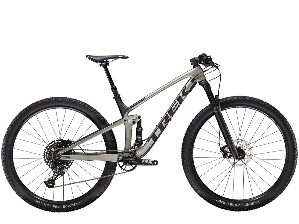 Bicicleta Trek Top Fuel 9.7 Carbon