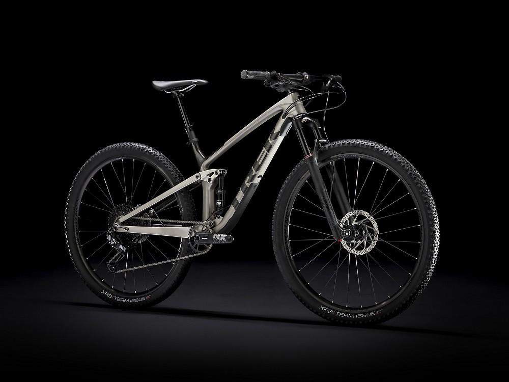 Bicicleta Trek Top Fuel 9.7 Carbon