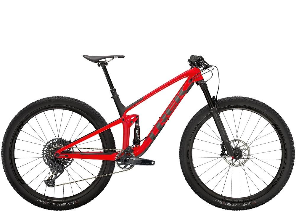 Bicicleta Trek Top Fuel 9.8 GX Carbon