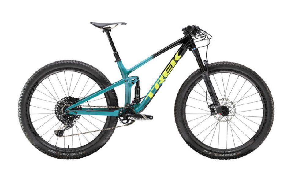 Bicicleta Trek Top Fuel 9.8 GX Carbon (lançamento 2020)