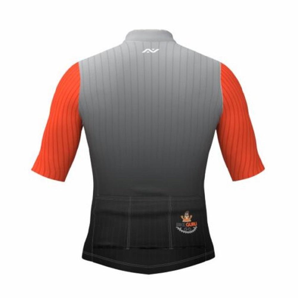 Camisa Arrival Ultra Light Deep Orange (Masculina)