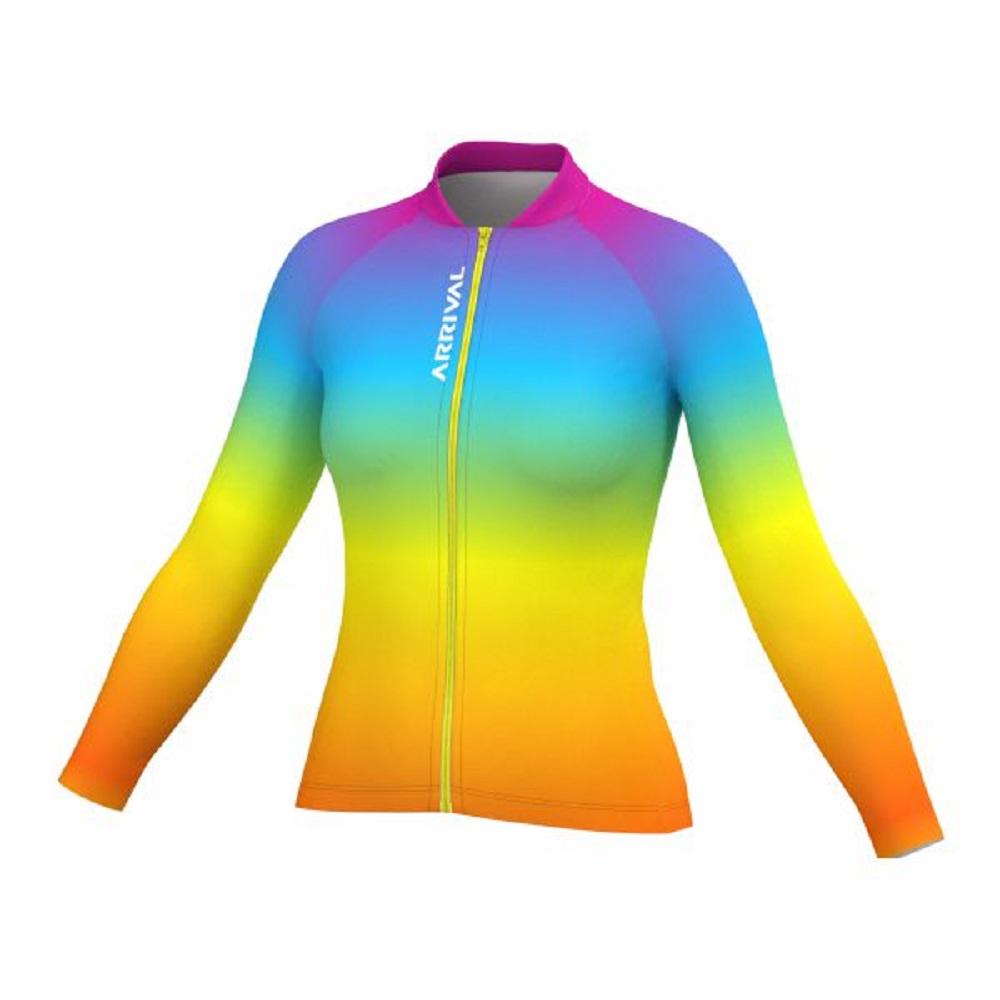 Camisa Arrival Ultra RainBow ML (feminino)