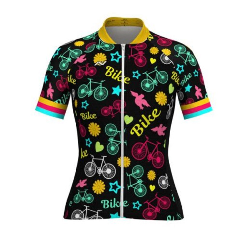 Camisa Arrival Ultra XC Bicicletinha (Feminina)