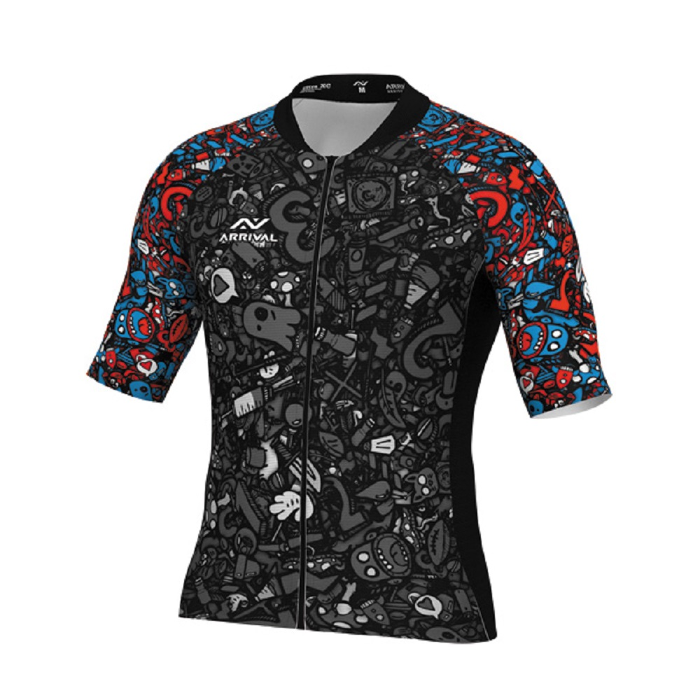 Camisa Arrival Ultra XC Stickers (Masculina)