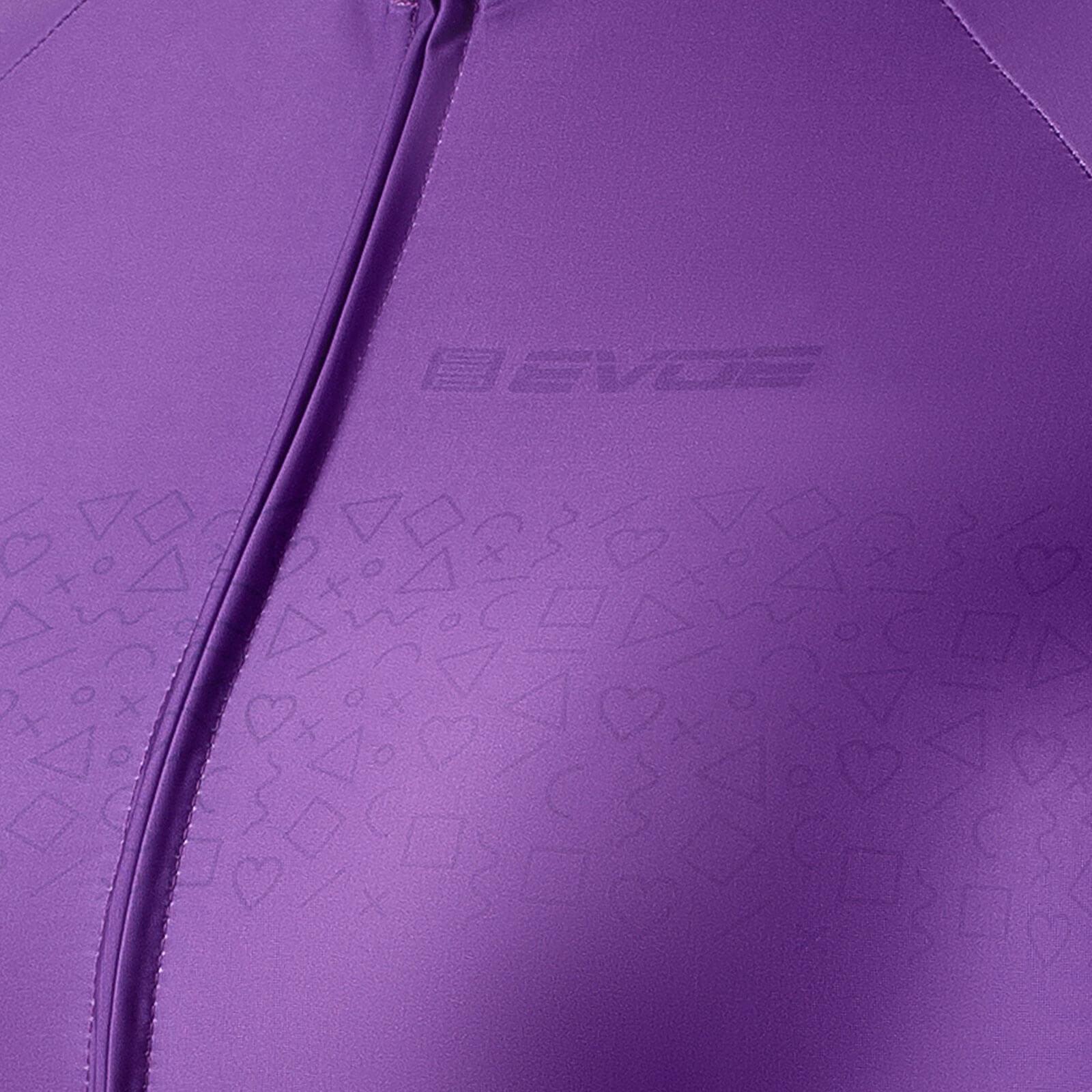 Camisa Evoe feminina na cor Roxo