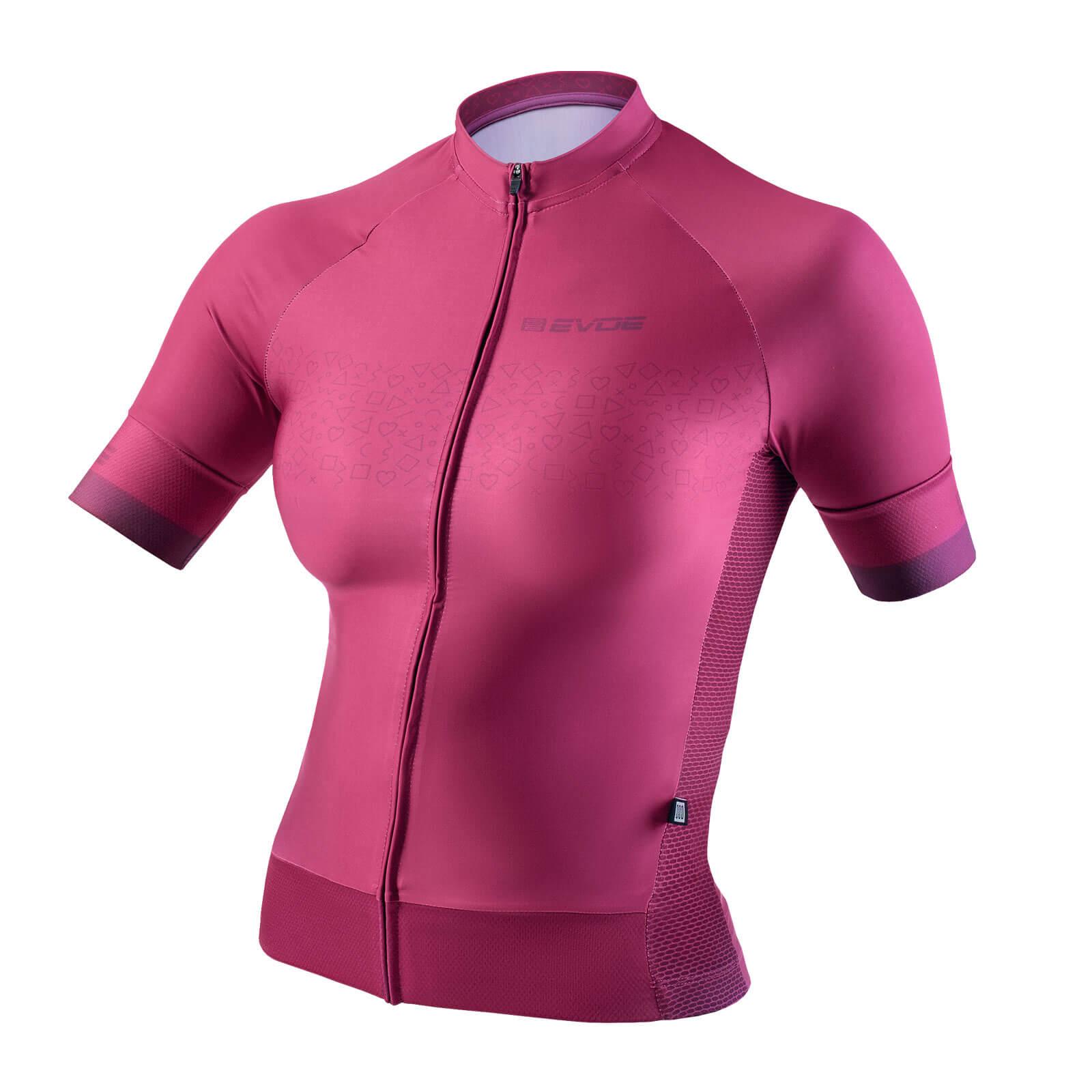 Camisa Evoe feminina na cor Vermelho