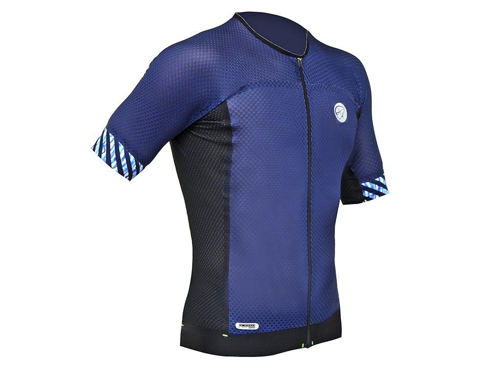 Camisa Mauro Ribeiro Premium na cor azul (consulte tamanhos)