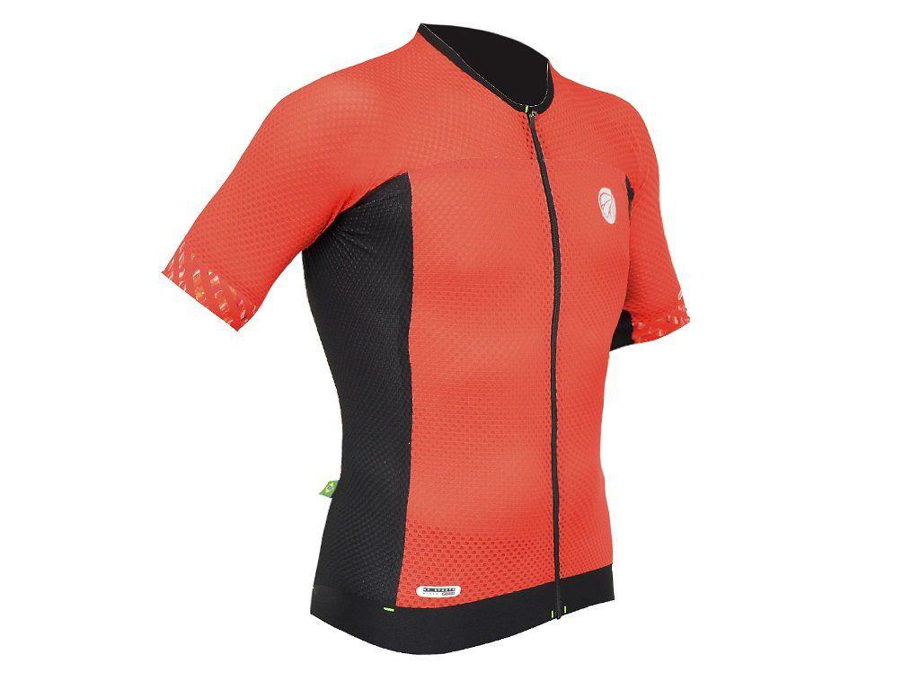 Camisa Mauro Ribeiro Premium na cor vermelho (consulte tamanhos)