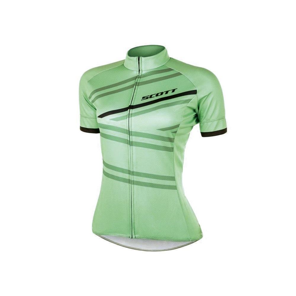 Camisa Scott Endurance 30 2020 Feminina na cor Verde
