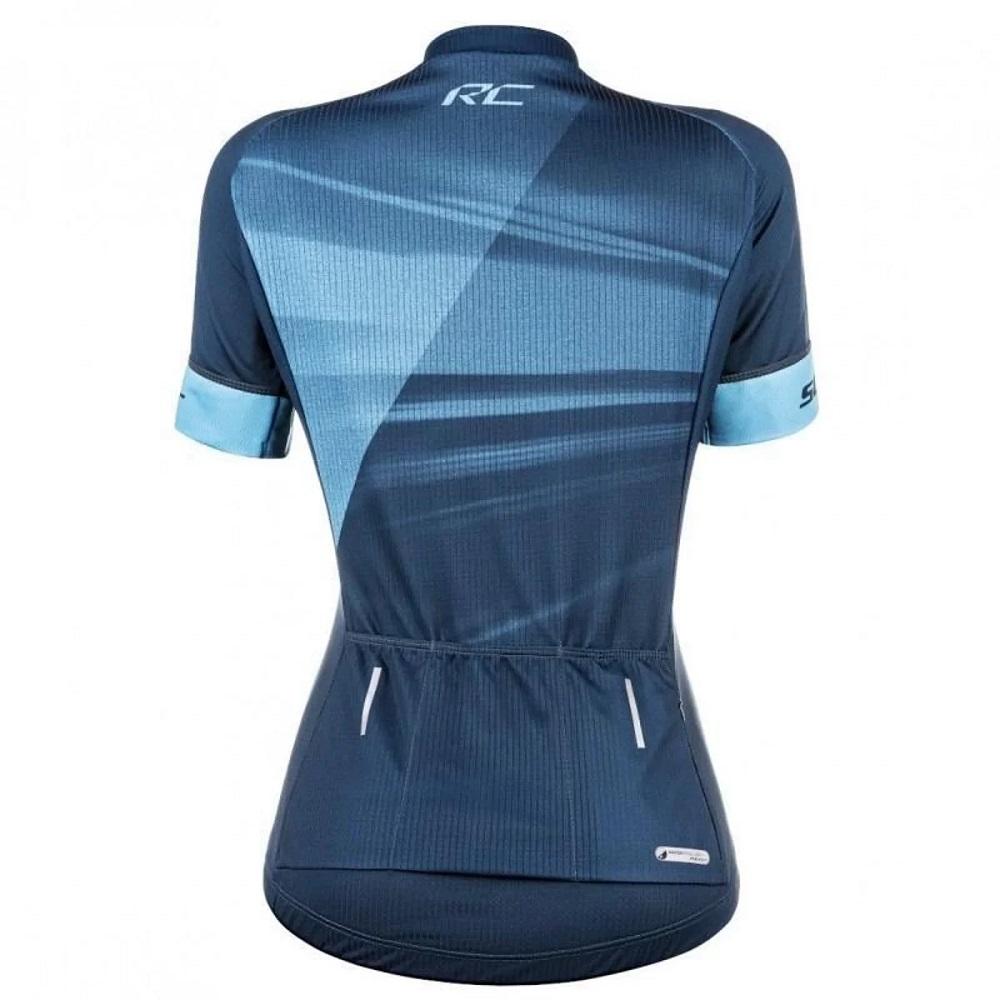 Camisa Scott RC Pro 2020 Feminina na cor azul
