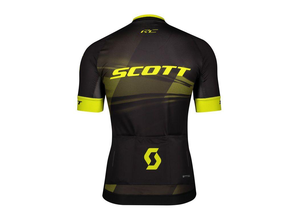 Camisa Scott RC Pro 2020 na cor preto (consulte tamanhos)