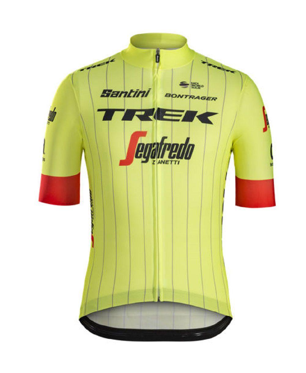 Camiseta Trek-Segafredo fabricada pela Santini (consultar disponibilidade)