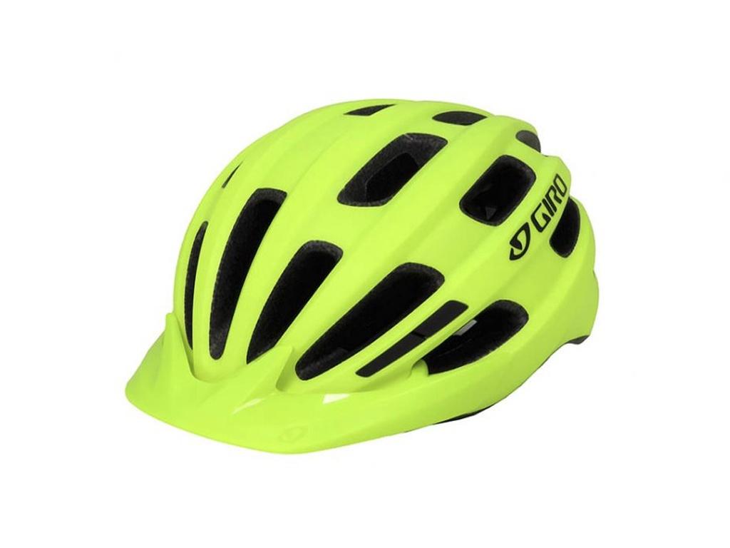 Capacete Giro Register na cor amarelo