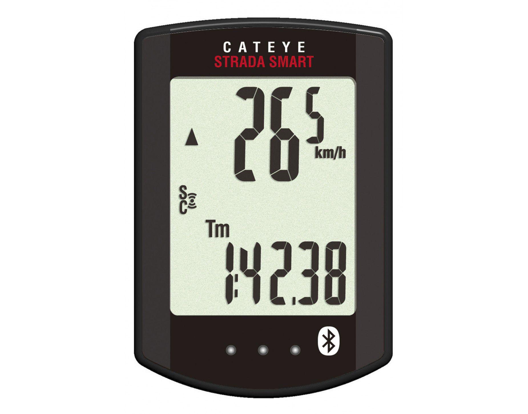 Ciclo Computador Cateye Strada Smart