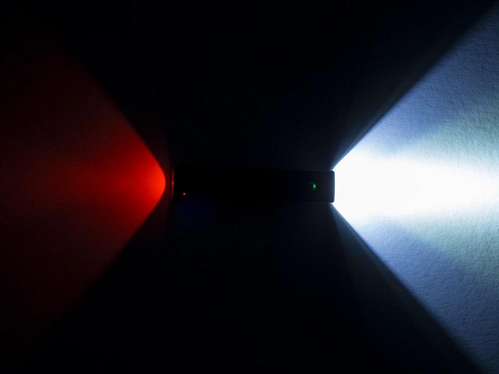 Conjunto de Farol Bontrager Ion Comp R e Lanterna Flare R City para bicicletas