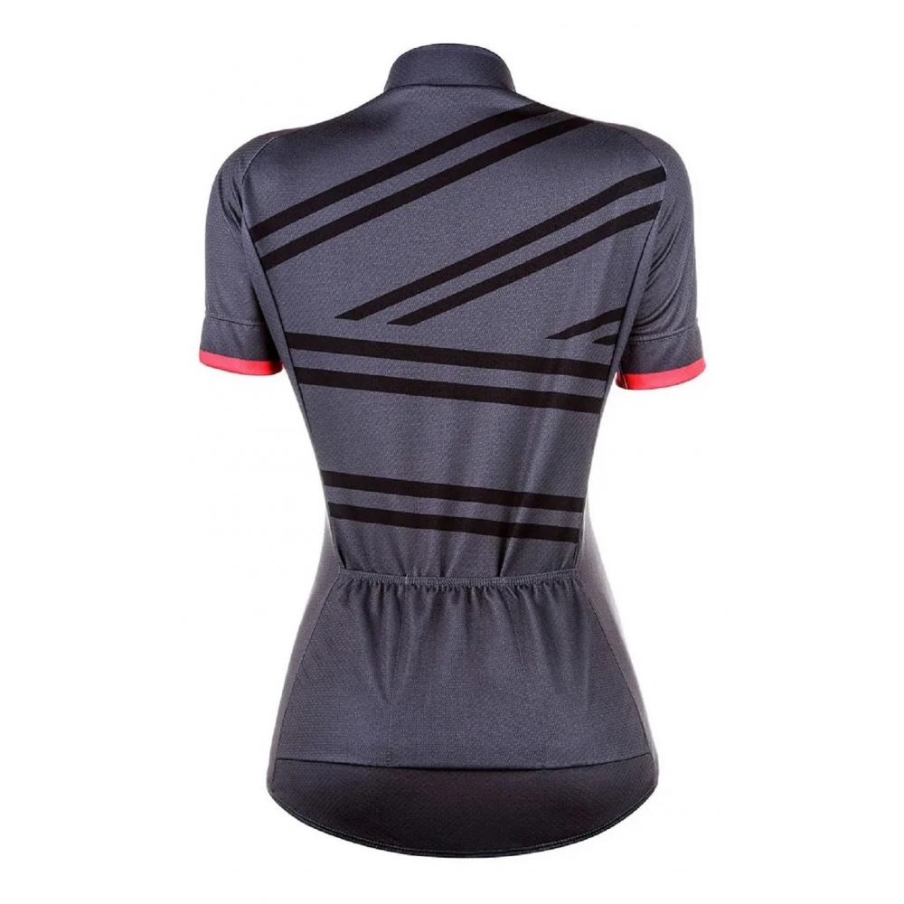 Camisa Scott Endurance 30 2020 Feminina na cor Cinza e rosa