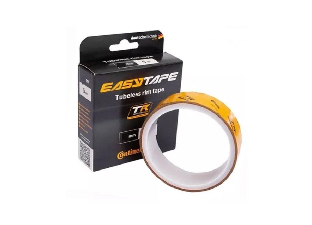 Fita de Aro Continental Easy tape Tubeless (rolo de 5mx25mm)