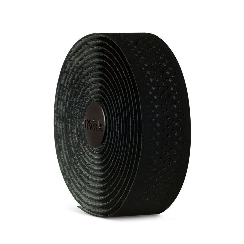 Fita de Guidão Fizik Tempo Microtex Bondcush Soft na cor preto
