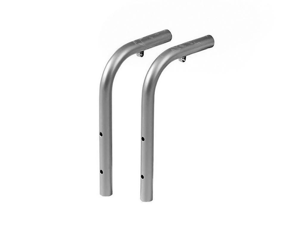 Kit de placa com Luzes e suporte para placa Thule (976 + 9761)