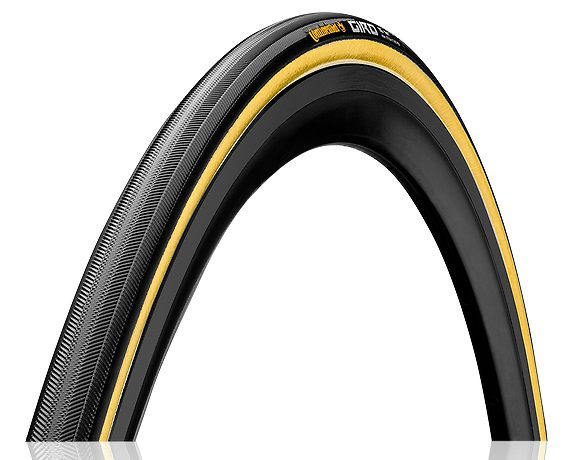 Pneu Continental Tubular Giro 28 x 22mm