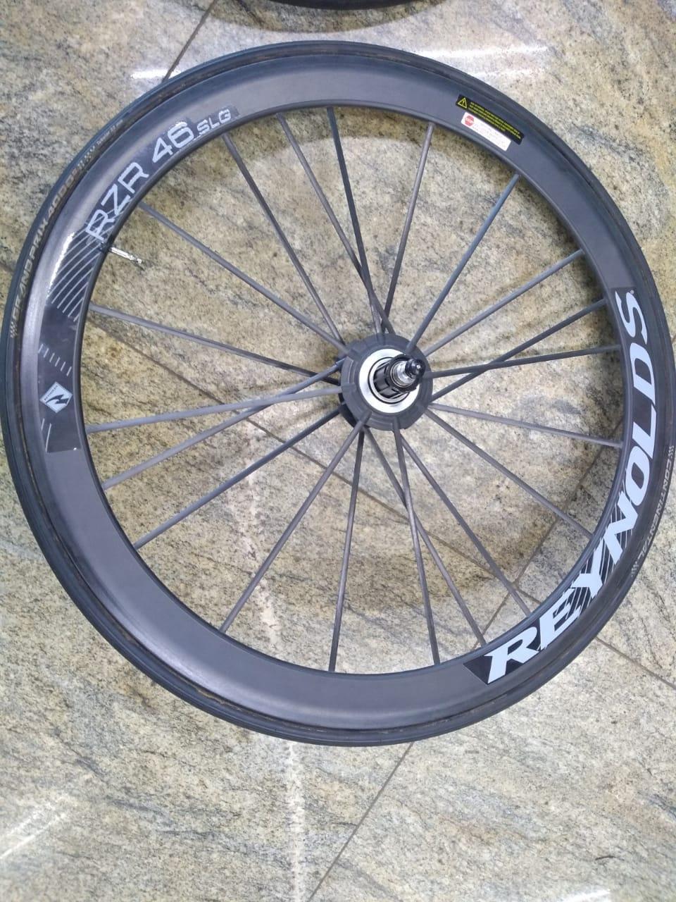 Rodas para Bicicleta de Reynolds RZR46 SLG Tubular