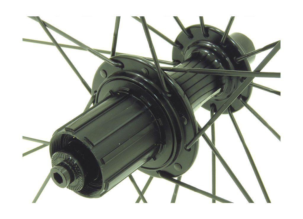 Rodas Session C50 Carbon Clincher 50MM (freio no aro)