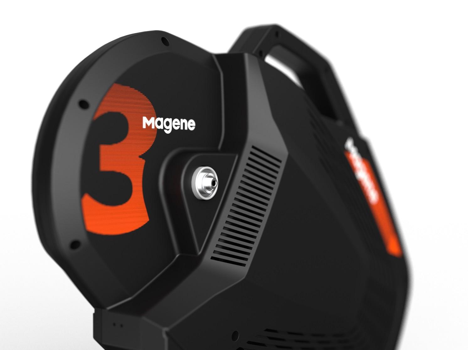 Rolo de treinamento interativo de ultima geração Magene T300