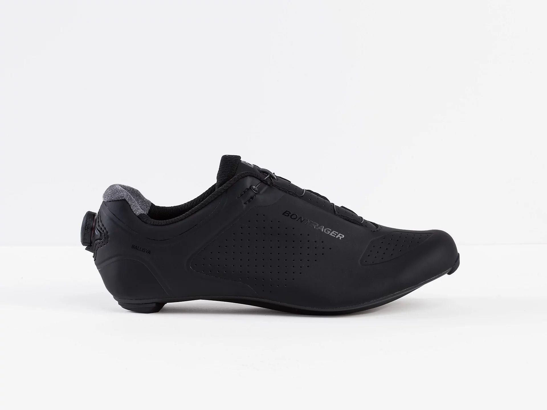 Sapatilha Bontrager Ballista para ciclismo de estrada na cor preto