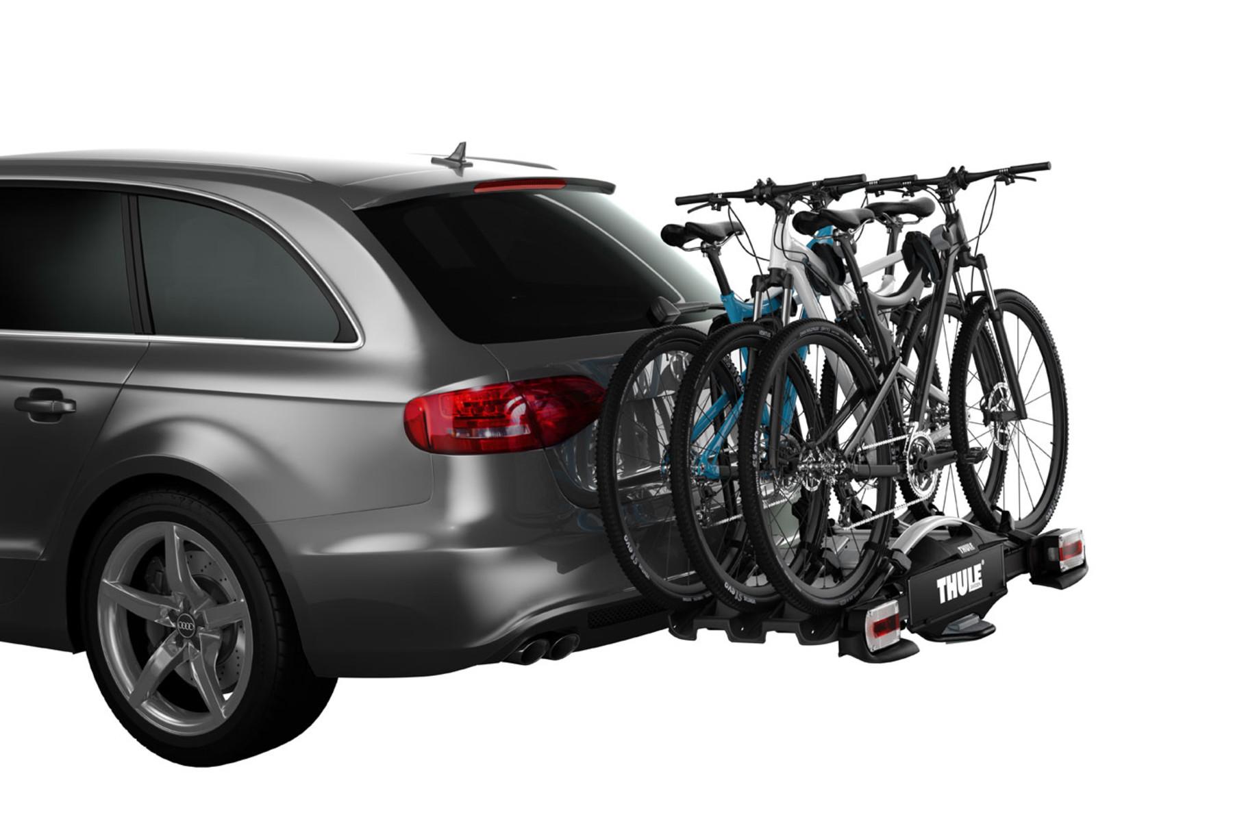 Thule VeloCompact 927 para 3 bikes (SUPORTE PARA ENGATE)