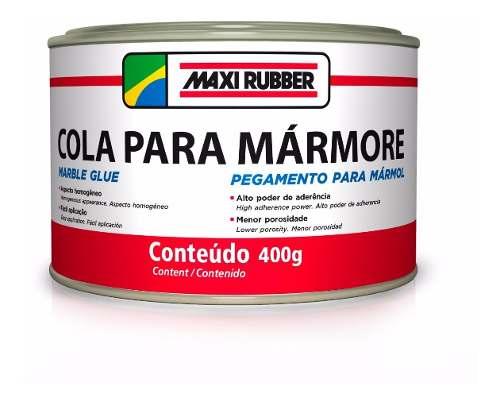COLA PARA MÁRMORE E GRANITO - 400Gr.