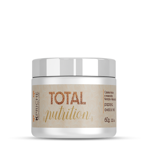 MIniatura Total Nutrition Máscara 60g