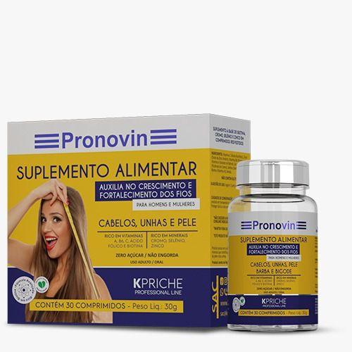 Pronovin Suplemento Alimentar Kpriche - 30 comprimidos