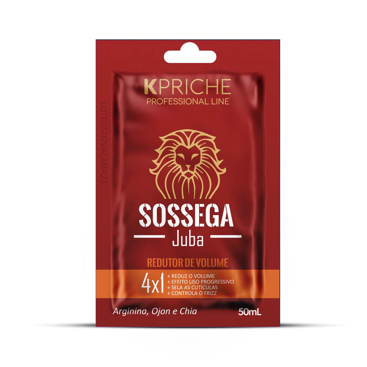 Sachê Sossega Juba 50mL