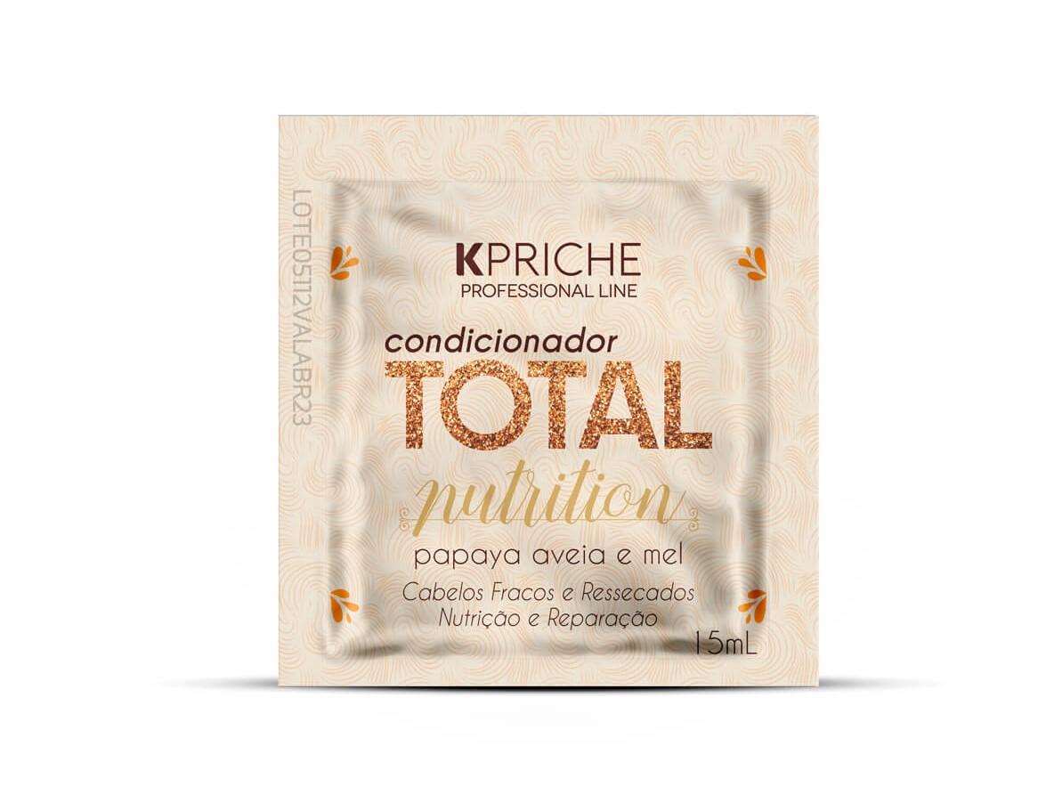 Sachê Total Nutrition Condicionador 15mL