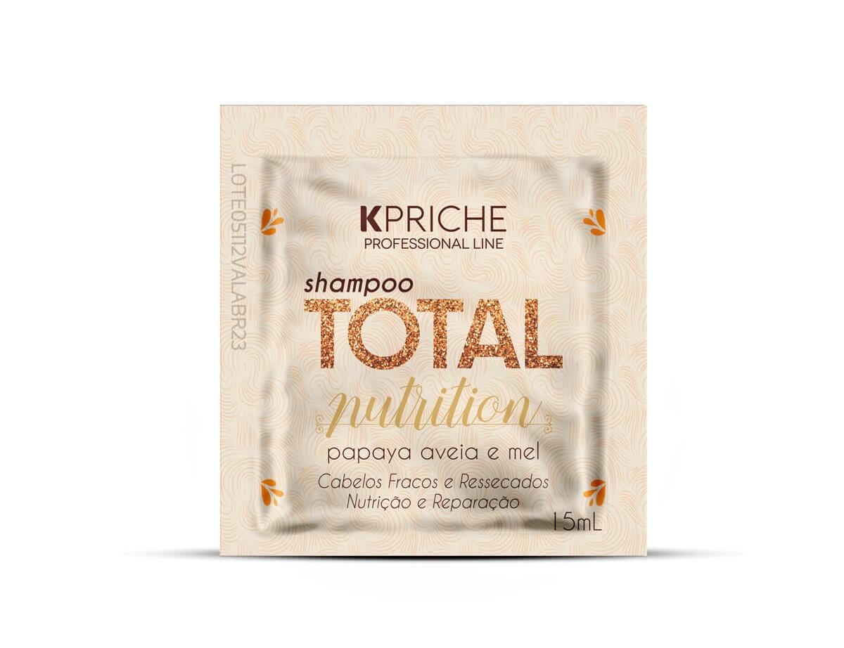 Sachê Total Nutrition Shampoo 15mL