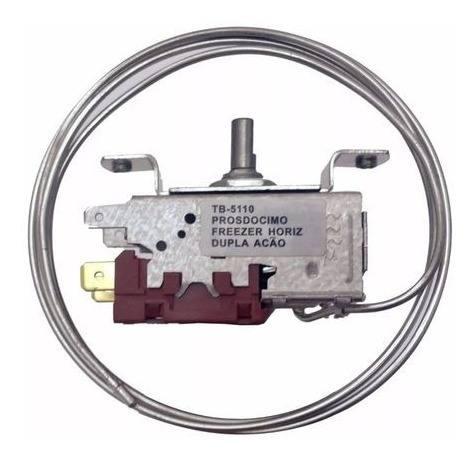 Termostato Freezer Electrolux Dupla Ação Rfr 4009 Compatível