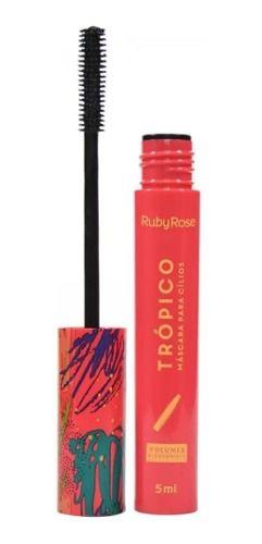 Mascara Para Cilios Rímel Trópico Ruby Rose Hb-502