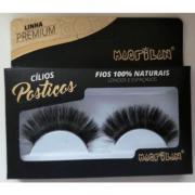 Cílios Postiços 100% Naturais Macrilan - Linha Premium - CL7-3