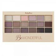 Paleta de Sombra Be Wonderful HB-9925 (18 Sombras,1 Primer) - Ruby Rose