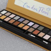 Paleta de Sombras Foscas com 24 Cores Fenzza SO17
