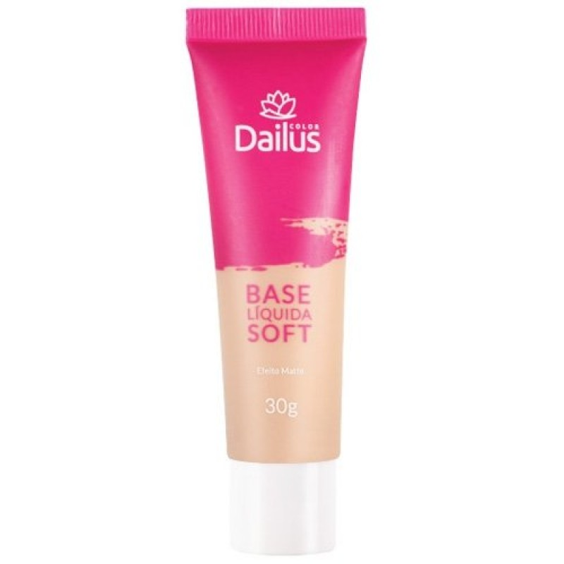 Base LÍquida Soft Dailus