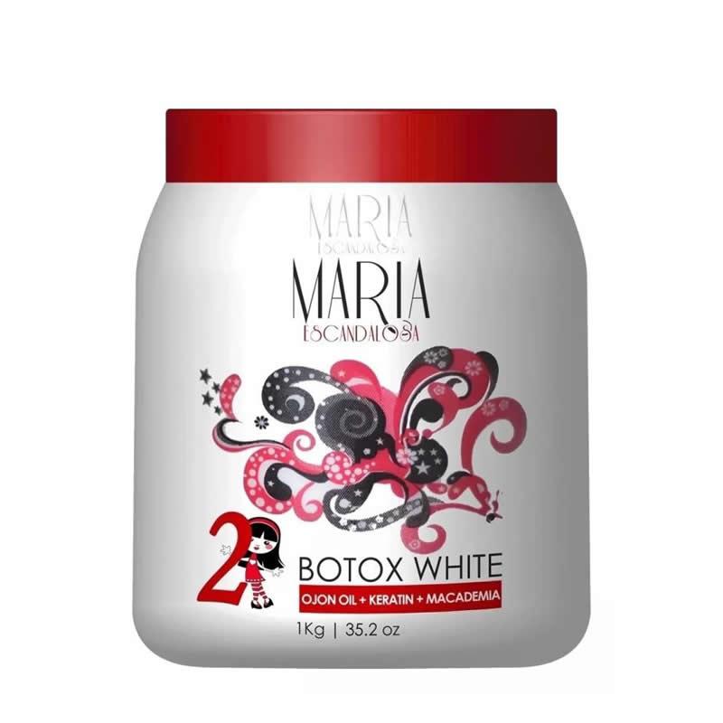 Botox Maria Escandalosa Beautox White 1Kilo