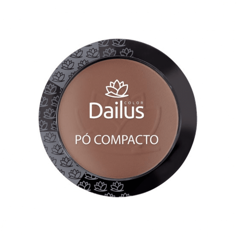 Pó Compacto New Dailus
